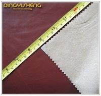 China PU Leather Fabric for Men's Jacket on sale
