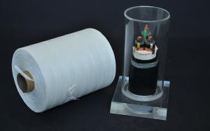 China White Polypropylene Split PP Filler Yarn Diameter 1mm~30mm 10%~20% Elongation on sale