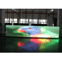 P4 Aluminum Cabinet Indoor LED Video Walls Board Front Service For Advertising