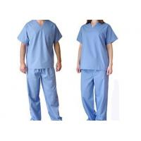 Scrubs Medical Uniforms Medical Clothing Waterproof Lab Coat Unisex Design