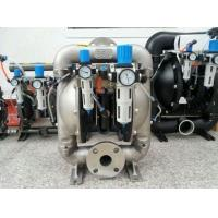 Stainless Steel Air Driven Diaphragm Pump Pneumatic for Printing