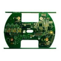 China Speed Dome Cctv Camera Circuit Board / 1oz 4 Layers FR 4 Pcb on sale