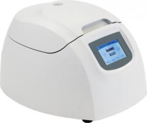 China White Desktop Electric Centrifuge Machine , Laboratory Basket Centrifuge H1650K on sale