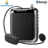 2018 NEWGOOD Bluetooth 2.4Ghz Wireless Headset Microphone Voice Amplifier Loudspeaker for Classroom,School,Yoga,Coach