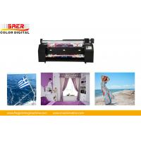 China All In One Sublimation Printing Machine Flag Textile Printing Equipment on sale