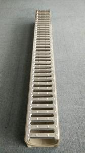 China C250 heavy duty polymer concrete channel drainage on sale