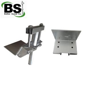 Helical Piers Bracket Foundation Repairs for sale – helical