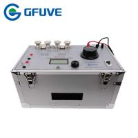 5000a Three Phase Primary Current Injection Test Set For Temperature Rise Testing