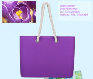 China Waterproof beach bag,wholesale beach bags,pantone color silicone beach bag on sale