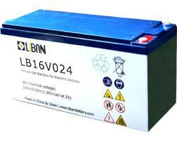 China 12V bike battery, 16Ah, gel battery, lead acid battery,LB12V016 on sale
