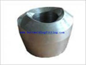 China ASME B16.11 Socket Weld Pipe Fittings Stainless Steel 304 3000Lb Weldolet on sale