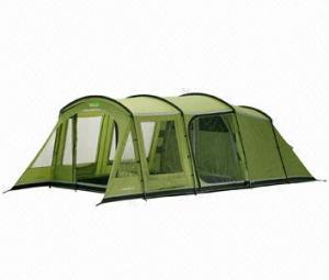 China New model comfortable outdoor camping tents, waterproof, 3,000mm for 5 persons on sale