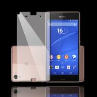 Sony Xperia Z3/Z2 tempered glass screen protector 0.33mm ultra thin 9H high transparency