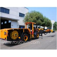 Crawler Drilling Rig Machine For Air drilling , Air hammer drilling , Auger drilling , mud drilling