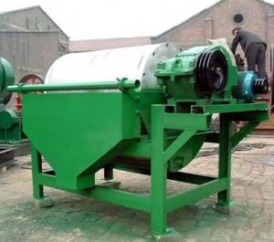 China 2013 new type hematite iron ore magnetic separator hot in South Africa on sale
