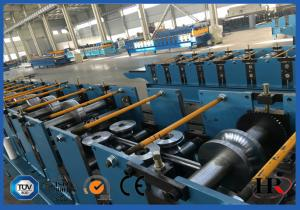 China Shutter Roll Forming Machinery For Making Octagon Tube , Round Tube on sale