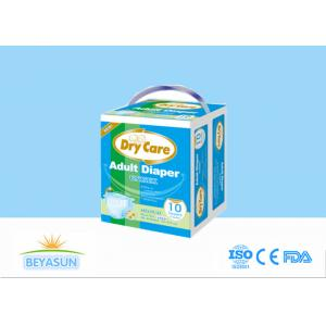 China Comfortable Overnight Diapers For Adults , Printed Disposable Diapers AD01 on sale