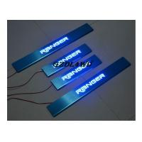 LED Door Sills T7 4x4 Body Kits LED Door Sill Scuff Plate 4PCS /  Ranger Accessories