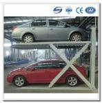 2 meters Double Car Parking Lift Electric Scissor Lift