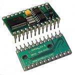 CDK3400 - 10ビット、100MSPSの三重のビデオ デジタル アナログ変換器