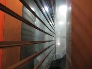 China Aluminum Profile Powder Coating Line Power / Manual Powder Coating Machine , Free Conveyor on sale