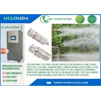 High Pressure Outdoor Garden Misting System Stainless Steel Mist Nozzles