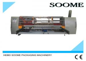 China Special Design Corrugated Box Stitching Machine With High Speed 800 Nail / Min on sale