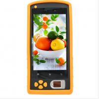 5 Inch SD Card Reader 2D Barcode Scanner Smartphone Handheld Terminal For Android With GPS
