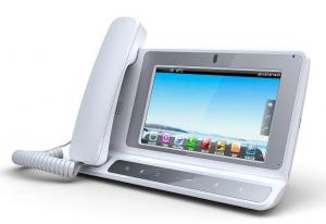 China Android 2.2 OS support SIP Video IP Phone on sale