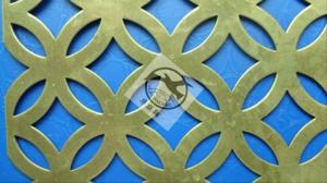 China Perforated metal sheet on sale