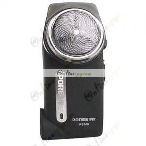 1280X720 Pinhole Shaver Camera Bathroom Spy Camera 16GB DVR