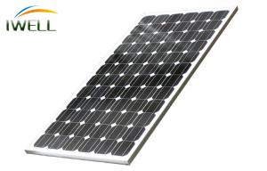 China 130Wp To 230Wp Mono Solar Power Panels Monocrystalline Solar Cell For Air Conditioning on sale