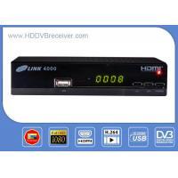 SATLINK 4000PVR ALI3510F H.264 HD Digital Receiver FTA MPEG4 USB PVR