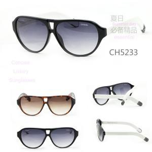 China 2013 precio de descuento caliente de la oferta del estilo CH5233Q 10% de la venta del diseño de las gafas de sol originales del acetato on sale