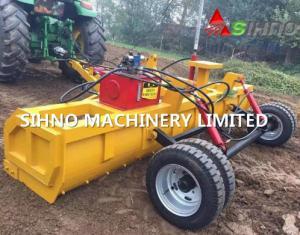China Agricultural Tractor Land Leveller/Farm Land Leveler on sale