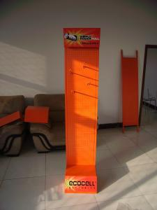 China Hanging stand/Small Hanging Display Racks Promotional Display Stands For Snack Food on sale