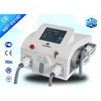 FDA Approved IPL SHR Hair Removal Machine For Pigment And Acne Removal