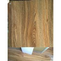 High Density Rigid PVC Sheet Building Materials Wood Effect Cladding