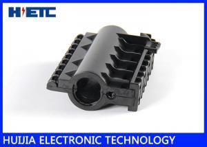China HB Fireproof Fiber Optic Splice Enclosure , Fiber Optic Splicing Tools Grounding Kit Closure on sale