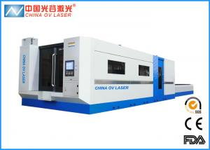 China Exchanger Pallet 2000W Automatic Sheet Metal Cutting Machine for 12mm Thickness Steel on sale