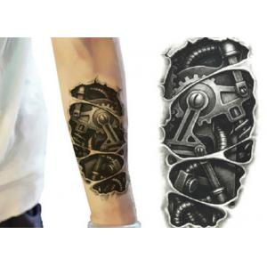 China Water Transfer Bulk Temporary Arm Tattoo Stickers Environment Friendly on sale