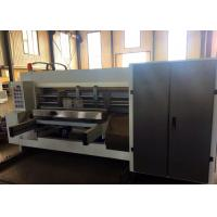 Used Making Corrugated Box Water ink Flexo Printer Slotter Machine