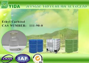 China Cas Number 111-90-0 Diethylene Glycol Monoethyl Ether Solvents With Mild Odor on sale
