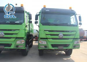 China U-profil Carriage Grey HOWO Trucks Small Dumper For Cleaning Muck on sale