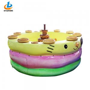 China Amusement Colorfu FRP Fishing Arcade Machine Eco Friendly Material on sale