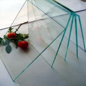 China 3-19mm high quality tempered glass for building on sale