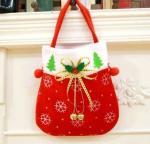 Christmas decorations Christmas gift bag old man snowman decorative candy bag gift,Christmas socks