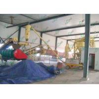 5-6t/h Agricultural Bio Organic Fertilizer Production Equipment Automatic