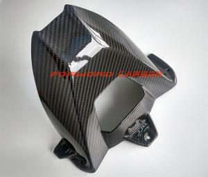 China Quality carbon fiber parts carbon fibre rear hugger for BMW S1000RR on sale