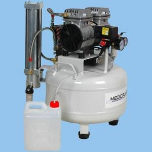 China low noise 0.8HP 32L oil free air compressor MOA-E30 on sale